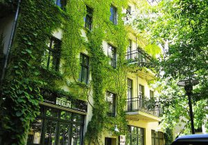 Téma hodiny: Zelená architektura
