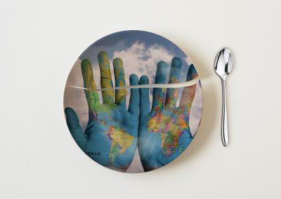 Téma hodiny: Svět vjídelníčku